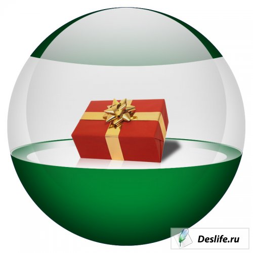Стеклянный шар