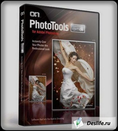 onOne PhotoTools PE 1.0.3 Plugin для Adobe Photoshop