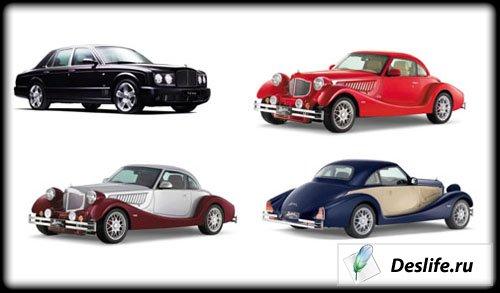28 шикарных автомобилей