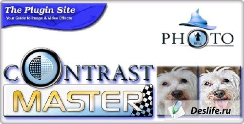ContrastMaster v1.02 retail для Adobe Photoshop