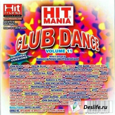 VA - Hit Mania Club Dance vol. 11 (2009)