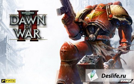 Warhammer 40.000 Dawn of War 2 (Рус/2009/Бука)