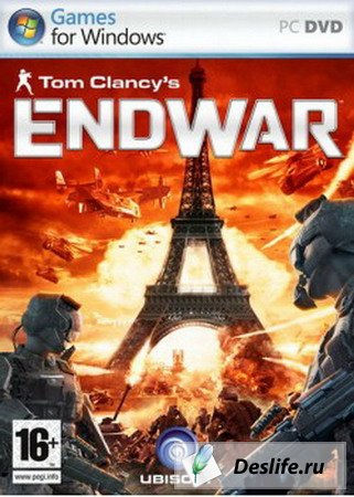 Tom Clancy's EndWar (Multi5/Eng/2009)