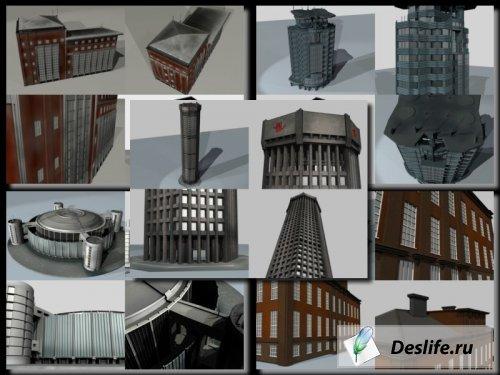 Dosch 3D - Buildings, part 1
