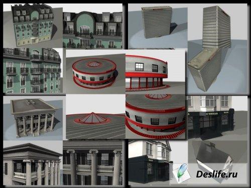 Dosch 3D - Buildings, part 2