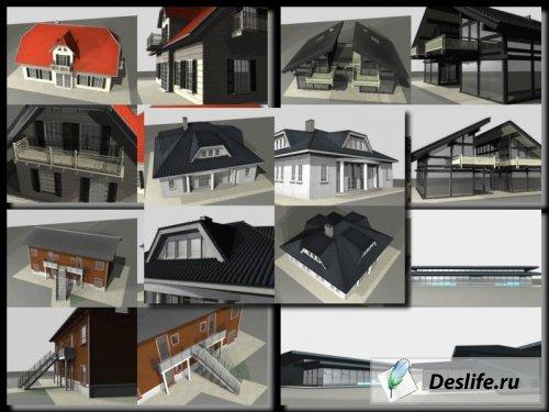 Dosch 3D - Buildings, part 7