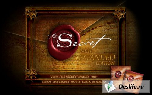 Секрет / The Secret (2006) DVDRip