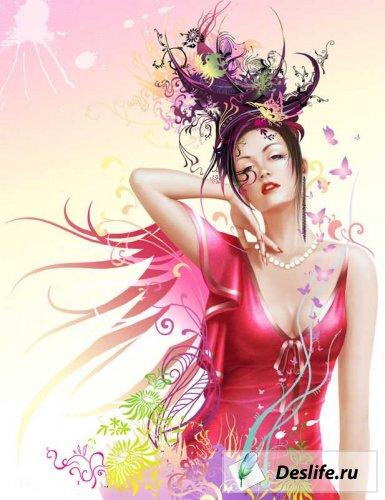 Рисунки от HuiTian