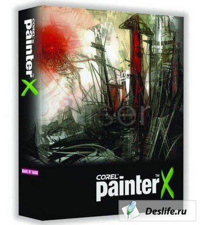Corel Painter 11.0.016 + Portable
