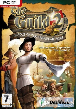 The Guild 2: Pirates of the European Seas / Гильдия 2. Пираты европейских м ...