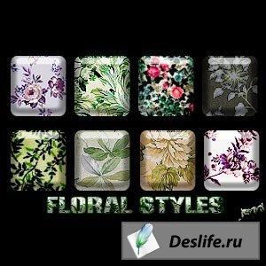 Цветочные Стили / Floral Styles