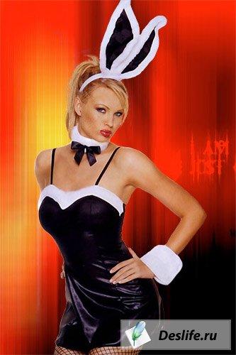 Playboy Girl - Костюм