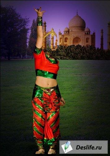 Индианка - Костюм