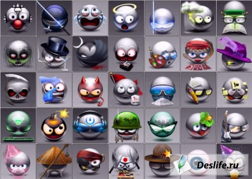 анимированные аватары 64х64: