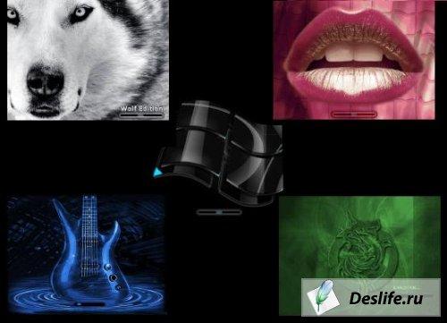 20 красивых загрузочных экранов