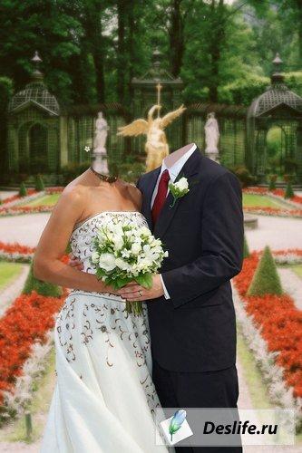 Свадебная пара 3 - Костюмы PSD