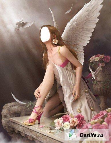 Ангел 2 - Костюм PNG