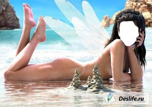 Фея - Костюм для Photoshop
