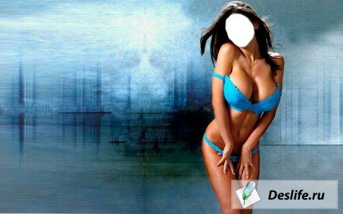 Секси - Костюм для Photoshop