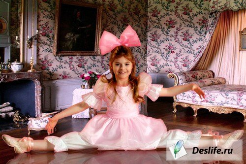 Кукла Тутси - Костюм для Photoshop