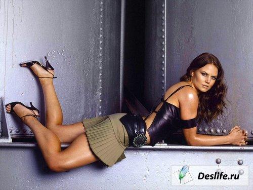 Jennifer Morrison - Костюм для Photoshop