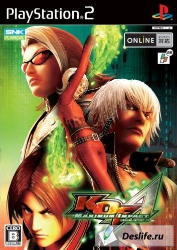 King of Fighters: Maximum Impact Regulation 'A'  (2007/PC/PS2/Eng)
