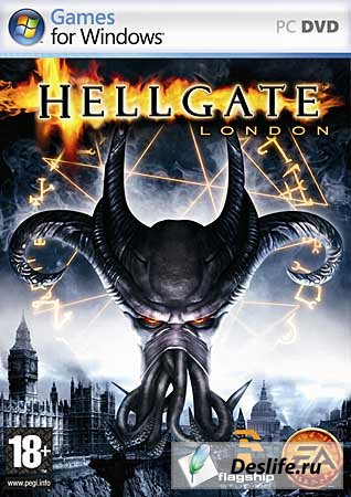 Hellgate: London (Игра, Action, PC, RUS)