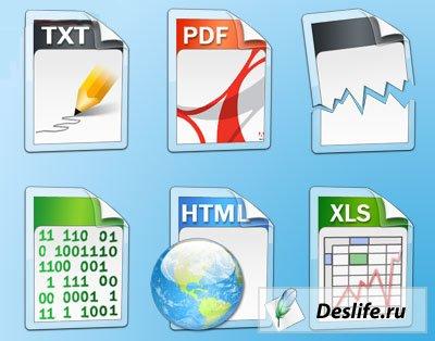 Иконок под Windows Vista