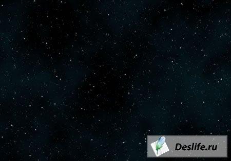 Звёздное небо - Экшен