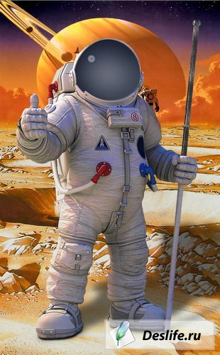 Юный Космонавт PSD
