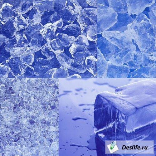 Лёд - КлипАрт