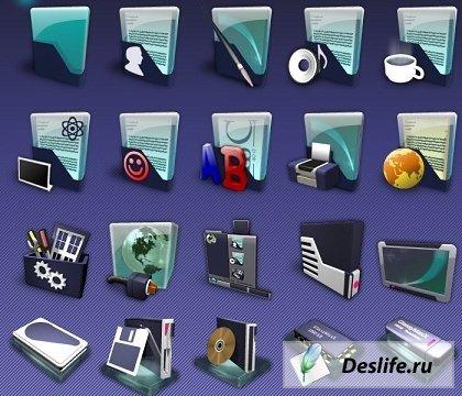 Как создать набор иконок для iconpackager