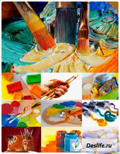 Art color – растровые клипарты