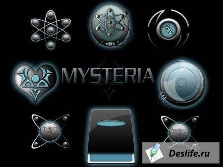 Мистерия - Набор иконок