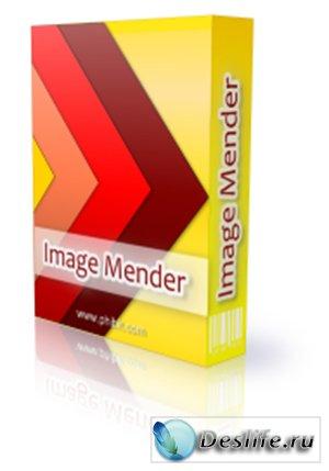 Image Mender 1.2  + Rus + Portable 1.1 ENG