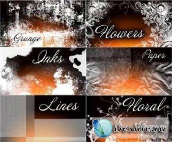 Красивые кисти для Adobe Photoshop