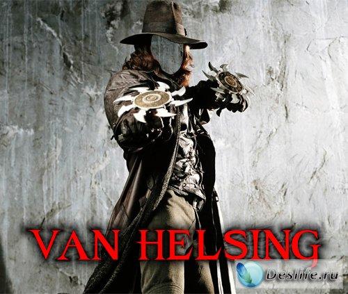 Ван Хельсинг - Костюм для фотошопа