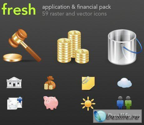 Applications Icons - Иконки