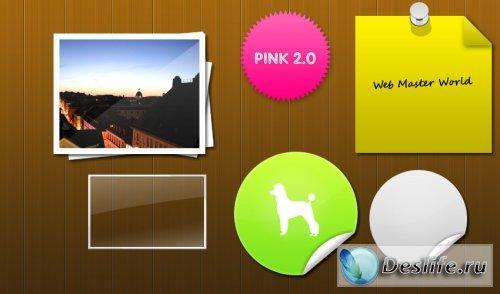 Иконки для Web сайта