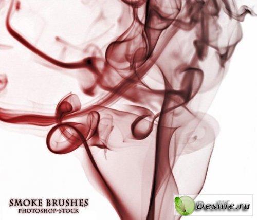 Дымовые кисти для фотошоп
