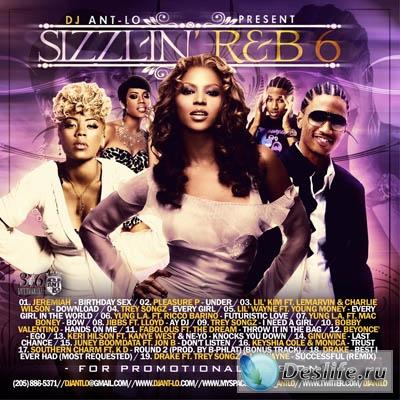 Dj Ant-Lo - Sizzlin' R&B 6