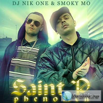 DJ Nik-One & Смоки Мо - Saint P Phenomen(2009)
