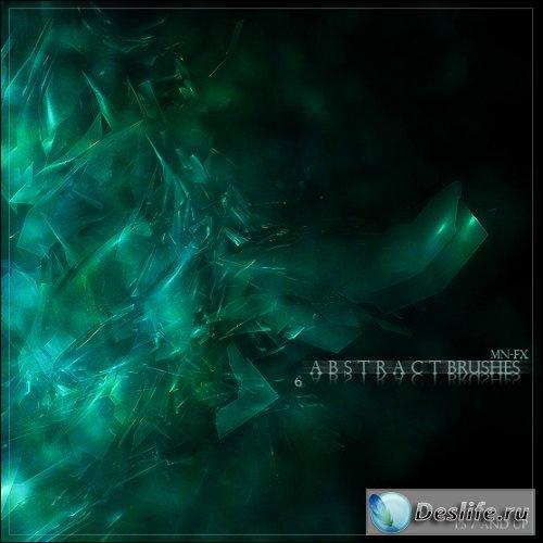 Абстрактные кисти для Фотошоп