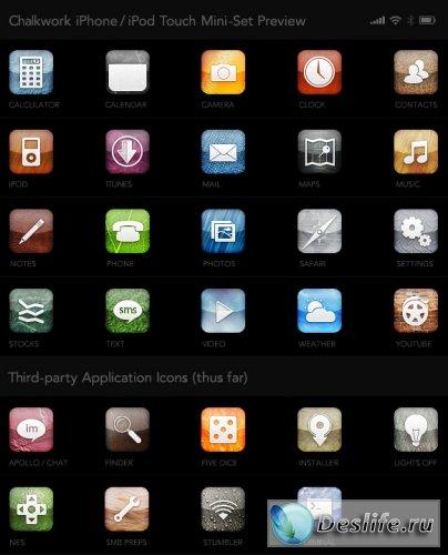 iPhone - Иконки