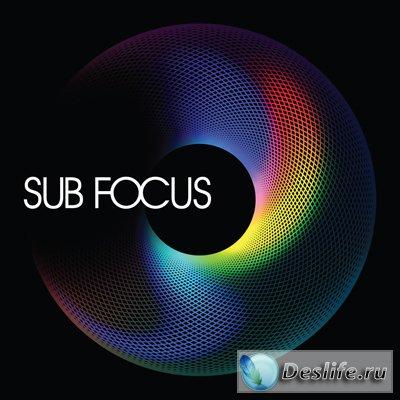 Sub Focus - Sub Focus CD [12-10-2009, Breakbeat, Electro, Drum & Bass, Jung ...