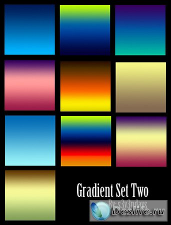 Photoshop Gradient Set Two