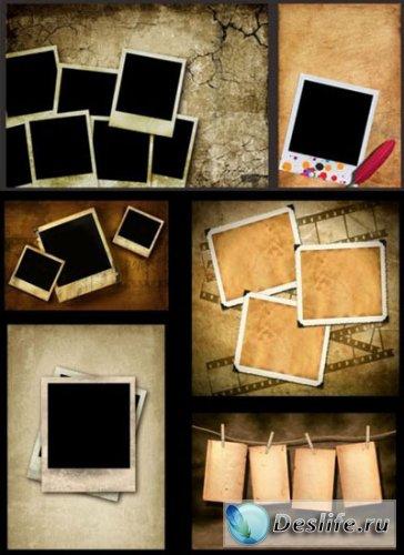 Винтажные текстуры для фотошопа