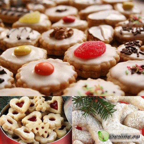 Печенье - Растровый клипарт