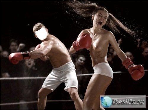 Бой без правил - Костюм для фотошопа