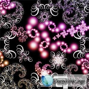 Кисти для Photoshop - Deco Fractal